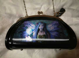 3D Evening Bag by Anne Stokes
