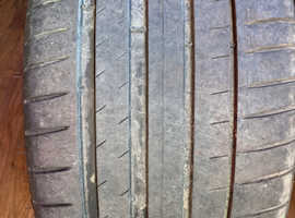 Part used Michelin tyre 255/35zr19 (96y)