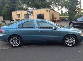 VOLVO S60 D5 SE DIESEL 2006 STUNNING CLEAN CAR MOT 9 MONTHS FULL SERVICE HISTORY CHEAP CAR TO RUN