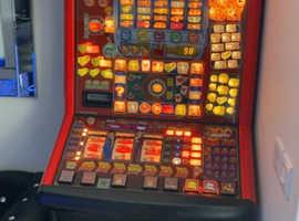 Casino crazy friut machine