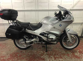 BMW R1150 RS, ONLY 30K, NEW MOT
