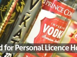 The Award for Personal Licence Holders delivered in Carlisle this Wednesday! Limited offer £100 per person