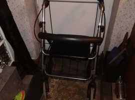 mobility walker unused