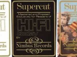 "WANTED: ""Hi-Fi today"" Mail Order Records / LP Albums by Nimbus Records."