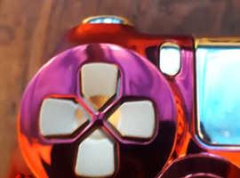 Custom iron man Ps4 dualshock 4 controller