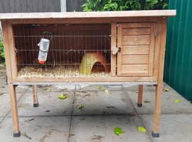 Free rabbit/guineapig/ferret hutch