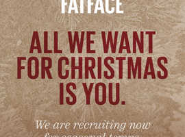 All we want for Christmas is you...
