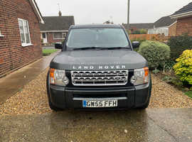 Land Rover Discovery 3,