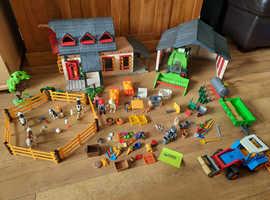 Playmobil - 4055 Farmhouse Mega Set