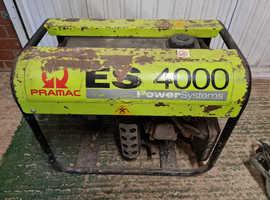 Generator in good working order