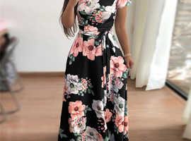 Long Maxi Dress, Different Colours