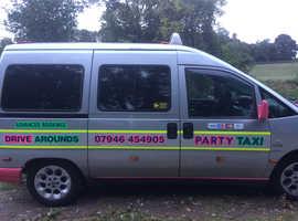 A COVID SAFE TAXI SERVICE IN HODDESDON