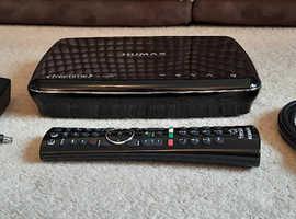 Humax Smart Freesat HD Recorder Set Top Box