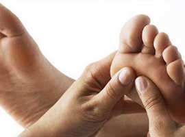RELEARN THE ART OF DEEP RELAXATION WITH REFLEXOLOGY