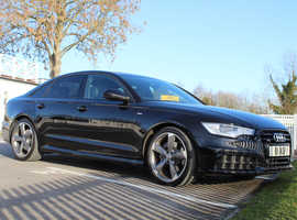 *Price Reduced* Audi A6 S-Line Quattro 3.0 V6 Tdi S-Tronic 11,500 miles from new