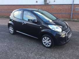 Citroen C1, 2010 (60), Manual Petrol, 102,000 miles