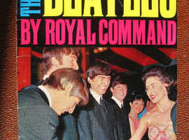 THE BEATLES BY ROYAL COMMAND BOOKLET ABOUT THE STORY OF THE PERFOMACE GOOD CONDI