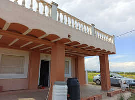 For sale Beautiful Villa of recent construccion in sunny and warm south of Spain (Murcia) near Covera Airport (3minutes)