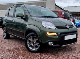Fiat Panda 0.9 TwinAir 4×4 Go Anywhere Panda....Only £30 Road Tax.....Up to 65.7 MPG