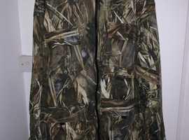 Men's real tree fleece jacket 3XL