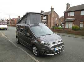 Ford Evie Grand Tourneo 1.5TDCi 120ps 6 speed manual by Wellhouse only 9000 miles