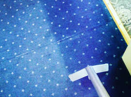 Antiviral Carpet leaning