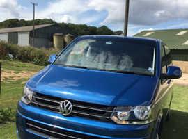 VW T5.1 Campervan transporter  SWB  LOW MILEAGE   ONE OWNER
