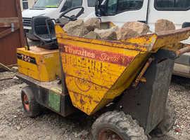 Thwaites 3/4Ton Skip Dumper