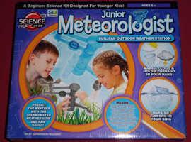 'Junior Meteorologist' Kit (new)