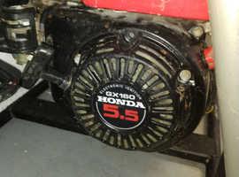 Honda generators x2