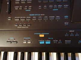 Roland e 96 keyboard