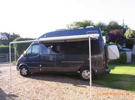 Fiamma Caravanstore Zip Awning for Motorhomes or Caravans