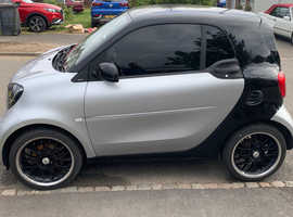 Smart Fortwo Coupe, 2015 (15) Silver Coupe, Manual Petrol, 52,700 miles