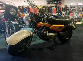 Suzuki RV 90 Claasic 2 stroke Motorcycle rare 1978