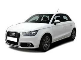 Audi A1 Roof bars