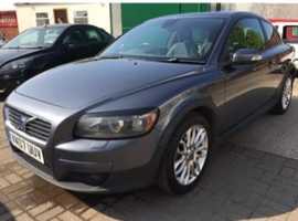 Volvo C30, 2007 (07) Grey Hatchback, Manual Petrol, 121,000 miles