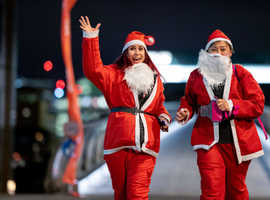 My Santa Run - St Christopher's