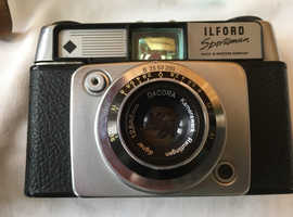 Ilford Sportsman 35mm Camera
