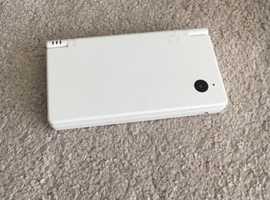 Nintendo DS i  (white)