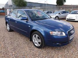 Audi A4, 2005 (55) 2.0tdi, SLine, Manual Diesel, 98,000 miles