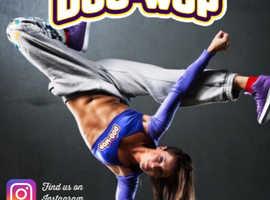 DOO-WOP Dance Club - Commercial Street Dance/Hip Hop lessons