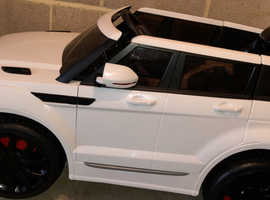 Electric Range Rover