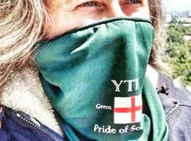 YTFC Green Army snoods