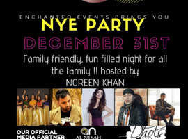 NEW YEARS EVE PARTY LUTON