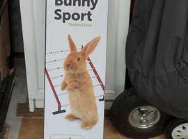 Rabbit / Small Animal Agility Jumps ( Brand New)