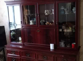 Display/drinks cabinet