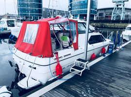 Bayliner 2452 Classic 4 berth Motor Boat