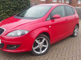 2005 SEAT Altea Sport FSI FR FULL YEAR MOT