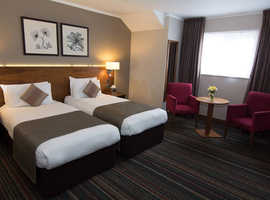 Autumn break in London with Best western Palm Hotel