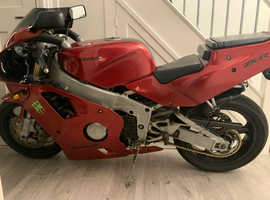 Zxr400h spares repairs